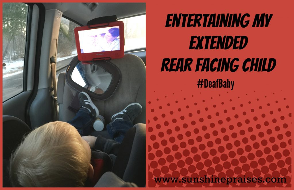 Rear Facing Entertainment