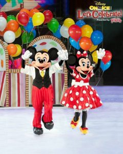 Praise: Disney On Ice – Let's Celebrate!