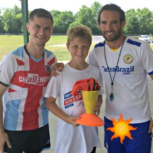 Praise: British Soccer Camp Review