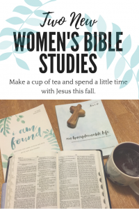 Praise: Introducing Moody Publishing's Brand-New Women's Bible Study Series