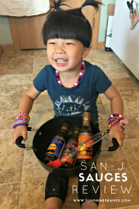 Product Praise: San-J Organic Asian Sauces