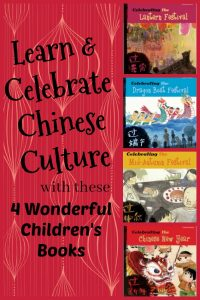 Four Children's Books on Chinese Celebrations