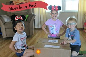 What's in the Box? #DisneyKids